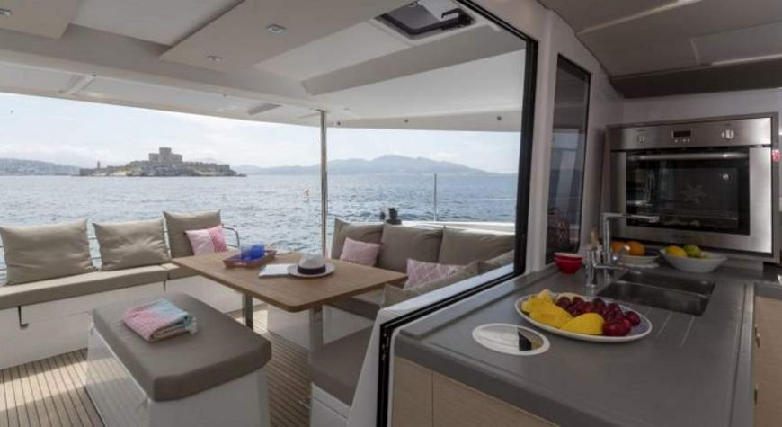 Fountaine Pajot - Astrea 42 - 07