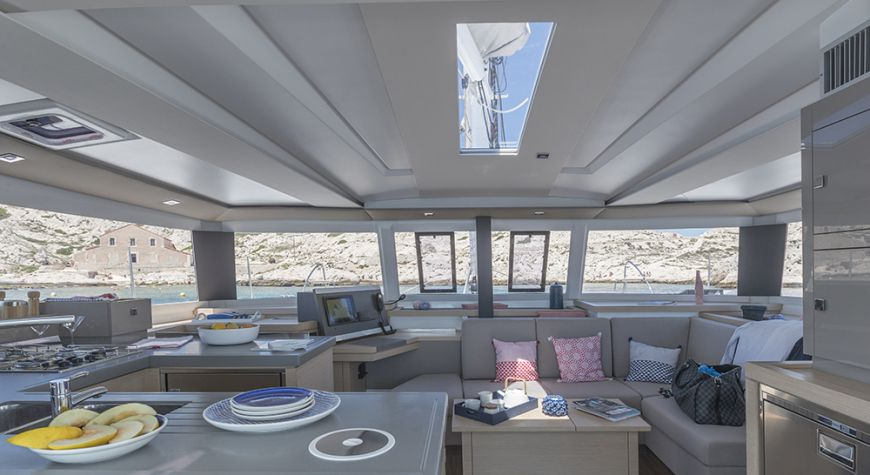Fountaine Pajot - Astrea 42 - 06