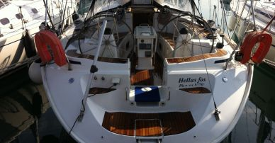 Bavaria 49 name 'Hellas Fos'