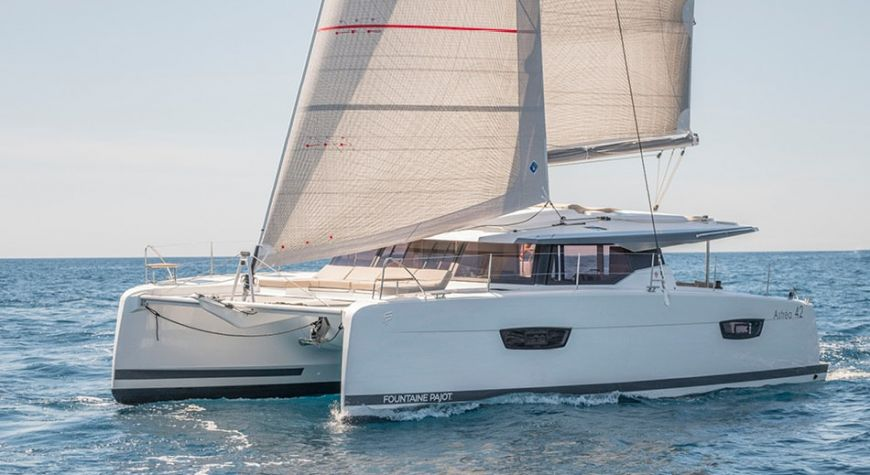 Fountaine Pajot - Astrea 42 - 02