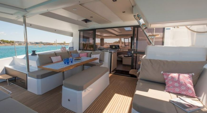 Fountaine Pajot - Astrea 42 - 10