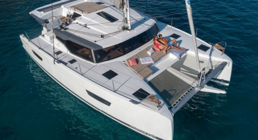 Fountaine Pajot - Astrea 42 - 01