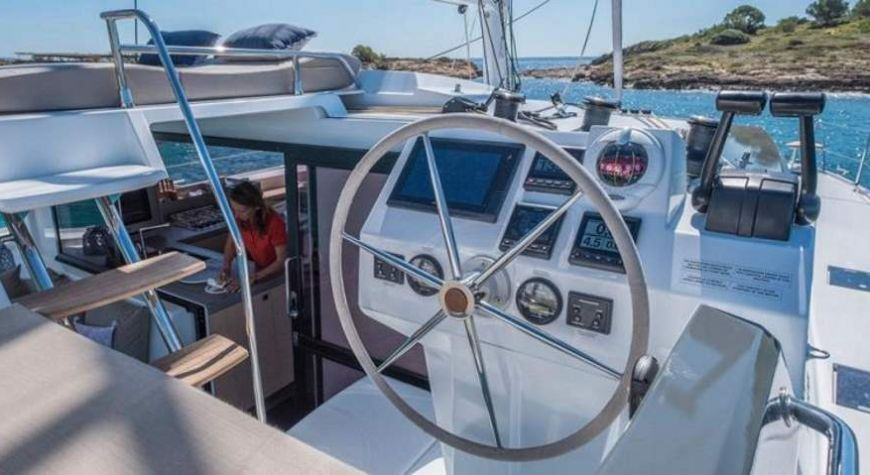 Fountaine Pajot - Astrea 42 - 04