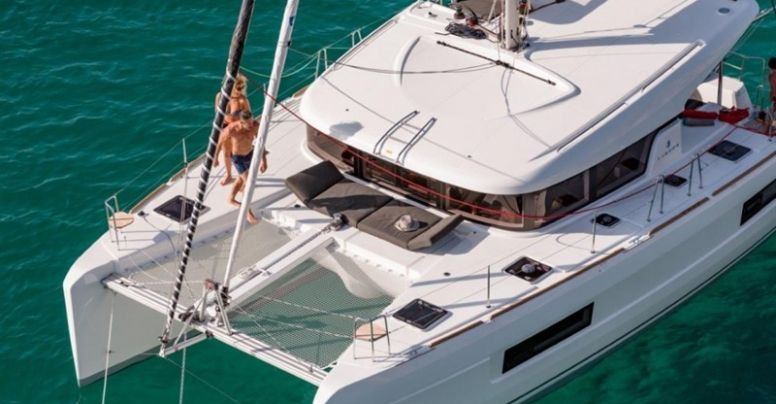 Lagoon 40 name 'new'